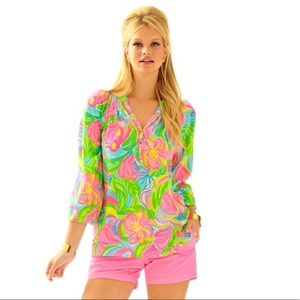 NWT 🌴🌸Lilly Pulitzer Stacey Top🌴🌸